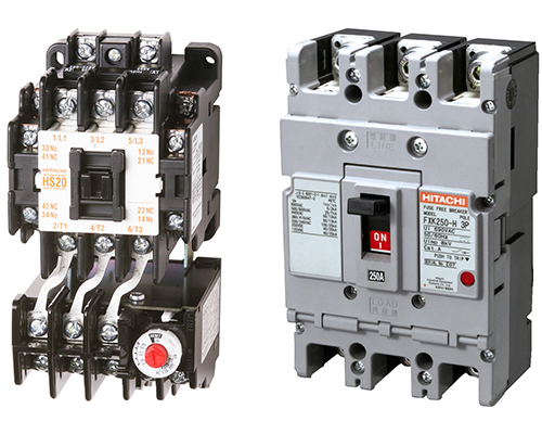Switches/Circuit Breakers