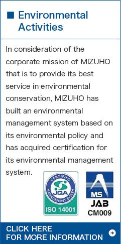 List of MIZUHO Locations   mizuho